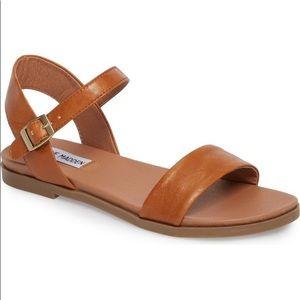 Steve Madden Dina cognac sandals 9
